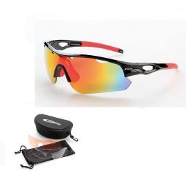 Gafas Ges Buzz Negra Roja - Imagen 1