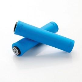 Puños Silic1 Azul