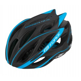 Casco Force Bull Azul Negro