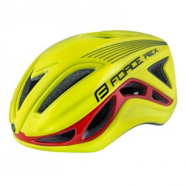 Casco Force Rex Fluo/Red