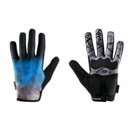 Guantes Force Square Azul