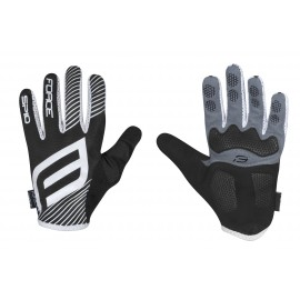 Guantes Force Spid Negro Blanco
