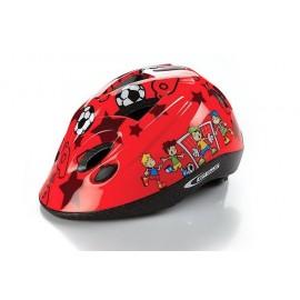 Casco Ges Dooky Rojo