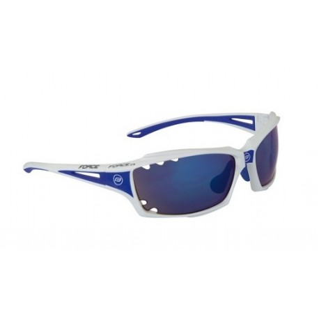 Gafas Force Vision Blanca Azul