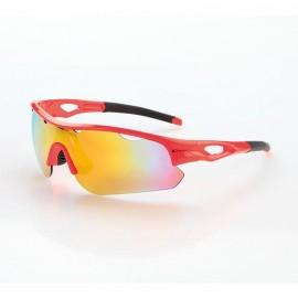 Gafas Ges Buzz Naranja Brillo negra