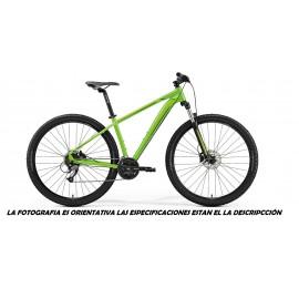 Merida BigNine 40  Verde
