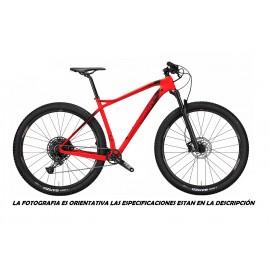 Wilier 101x XT 2021 Rojo