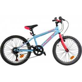 Wst Junior 20 6v Azul Rosa