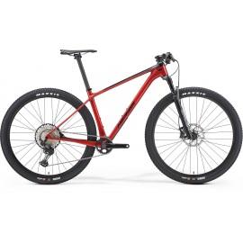 Merida BigNine Xt 2021 black Red