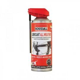 Spray Lubricante Soudal  Todo Clima