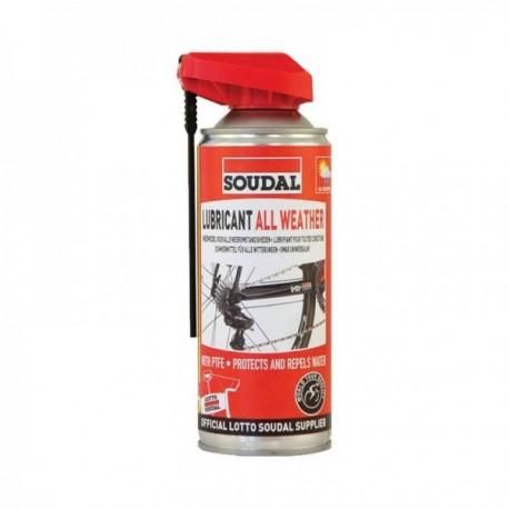 Spray Lubricante Soudal  Todo Clima - Imagen 1