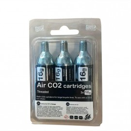 Kit 3 Bombonas CO2 16gr