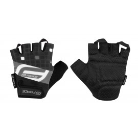 Guantes Force Square  Negro