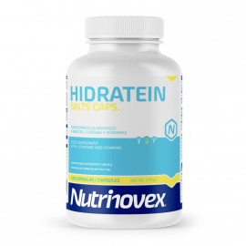 Hidratein Salts Caps Nutrinovex  120 capsulas