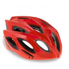 Casco Spiuk Rhombus Rojo - Imagen 1