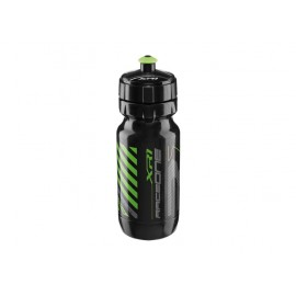 Bidon Race One 600ml Negro Verde