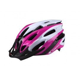 Casco Ges Rocket  Rosa