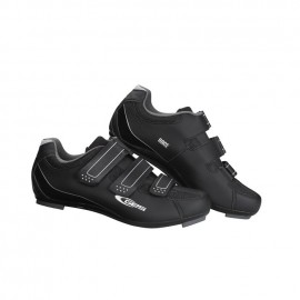 Zapatillas Ges Race Negro Gris
