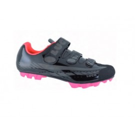 Zapatillas Luck Matrix Negro Fucsia