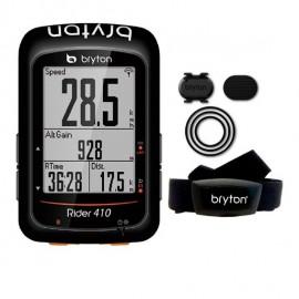 Gps ciclismo Bryton Rider 410T  +banda+cadencia - Imagen 1