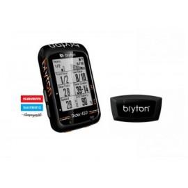 Gps Ciclismo Bryton 450H  +cadencia+banda - Imagen 1
