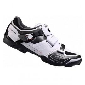 Zapatillas Shimano M089 Blanca - Imagen 1