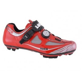 Zapatillas Luck Spider Rojo - Imagen 1