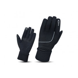 Guantes Ges Invierno Cooltech Negro