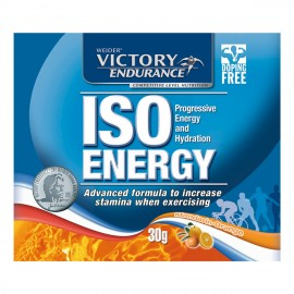 Sales VictoryEndurance ISO ENERGY Mandarina Naranja 30Gr - Imagen 1