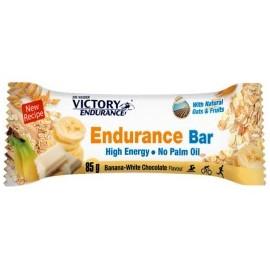 Barrita VictoryEndurance Endurancebar Platano Choco Blanco 85gr - Imagen 1