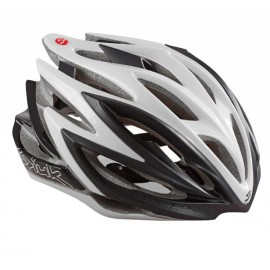 Casco Spiuk Dharma Black/White