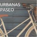 Bicicletas Urbanas / Paseo